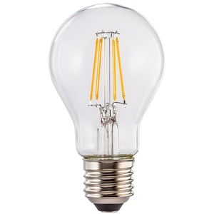 Bec LED XAVAX 112552, E27, 6W, 2700K, Alb cald BEC112552