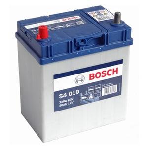Baterie auto BOSCH Asia S4 018, 12V, 40Ah, 330A AUT0092S40180