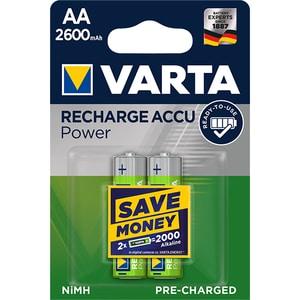 Acumulatori AA VARTA 5716101402, 2600 mAh, 2 bucati ACM5716101402