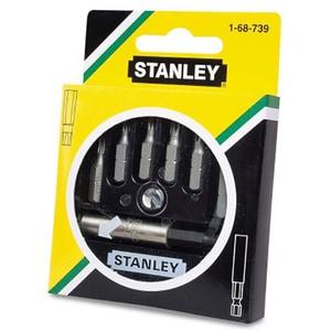 Set 6 biti cu adaptor STANLEY 1-68-739 ASE168739