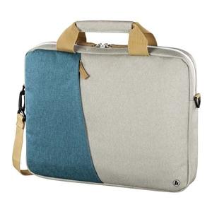 """Geanta laptop HAMA Florence 101572, 13.3"""", gri-albastru GNT101572"""