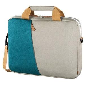 """Geanta laptop HAMA Florence 101573, 15.6"""", gri-albastru GNT101573"""