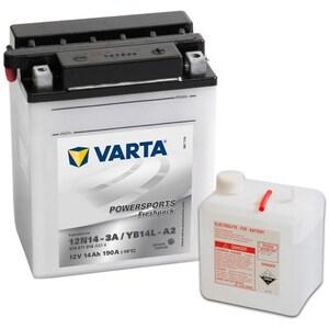 Baterie moto VARTA Powersports Freshpack 514011014, 12V, 14Ah, 190A AUT10458