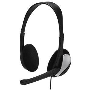 Casti PC HAMA Essential HS 200, 3.5mm, negru CAS139900