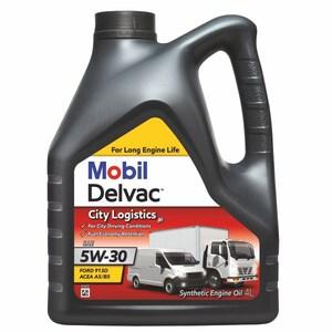 Ulei Motor MOBIL Delvac City Logistics, F, 5W30, 4L AUT153888