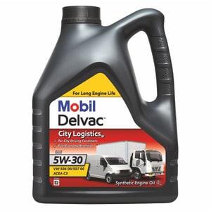 Ulei Motor MOBIL Delvac City Logistics V, 5W30, 4L AUT153897