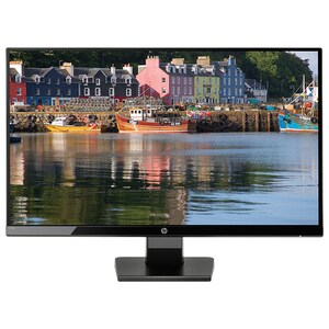 "Monitor LED IPS HP 27w, 27"", Full HD, negru MON1JJ98AA"