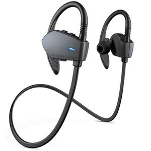 Casti ENERGY SISTEM Earphones Sport 1 ENS427451, Bluetooth, In-Ear, Microfon, negru CASENS427451