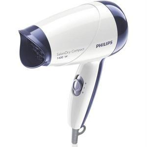Uscator de par PHILIPS HP8103/00, 1400W, 2 viteze, 2 trepte temperatura, alb-albastru USCHP8103