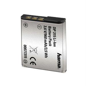 Acumulator Li-Ion HAMA DP 315, 960 mAh, Sony NP-BG1 BATDP315