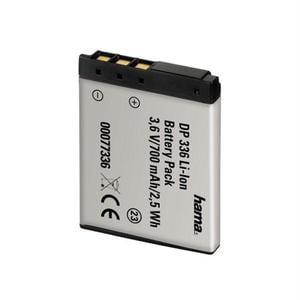 Acumulator Li-Ion HAMA DP 336, 700 mAh, Sony NP-BD1 BATDP336
