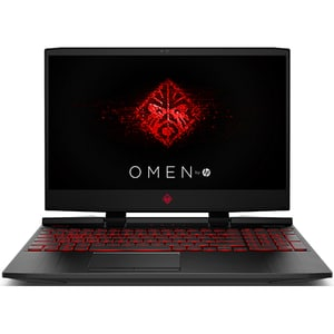 "Laptop Gaming Omen by HP 15-dc0018nq, Procesor Intel® Core™ i5-8300H pana la 4GHz, 15.6"" Full HD, 8GB, 1TB, NVIDIA GeForce GTX 1050 Ti 4GB, Free Dos LAP4PP10EA"