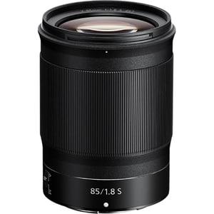 Obiectiv foto NIKON Nikkor Z 85 mm f/1.8 S, negru OBIZ85