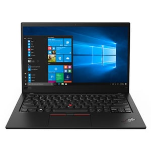 "Laptop Lenovo Thinkpad X1 Carbon Gen7, Intel Core I7-8565u Pana La 4.6ghz, 14"" Full Hd Touch, 16gb, Ssd 512gb, Intel Uhd Graphics 620, Windows 10 Pro, Negru"