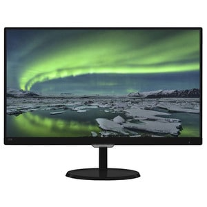 "Monitor LED AH-IPS PHILIPS 237E7QDSB/00, 23"", Full HD, 60Hz, negru MON237E7QDSB00"