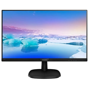 "Monitor LED IPS Philips 243V7QDSB, 23.8"", Full HD, 60Hz, negru MON243V7QDSB00"