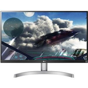 "Monitor LED IPS LG 27UL600-W, 27"", 4K UHD, 60Hz, FreeSync, alb MON27UL600W"