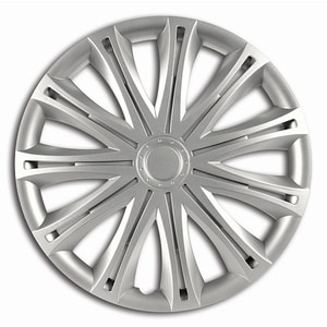 "Set capace roata CARMAX Spark Silver, 15"" AUT29859"
