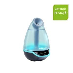 Umidificator BABYMOOV Hygro Plus A047011, 2.5l, albastru-gri UMIA047011