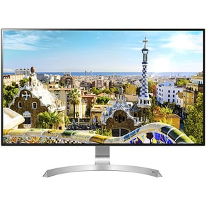 "Monitor Gaming LED IPS LG 32UD99-W, 31.5"", 4K UHD, 60Hz, Freesync, Quick Charge, alb MON32UD99W"