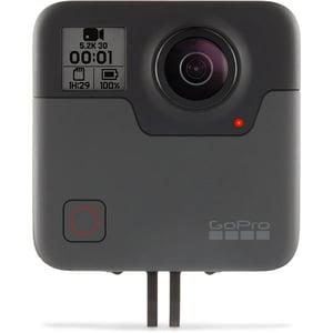 Camera video sport GoPro Fusion 360, 5.2K, Wi-Fi, GPS, negru-gri CMVFUSION