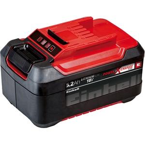 Acumulator pentru scule electrice EINHELL 4511437, 18V, 5.2Ah, Li-Ion SEA4511437