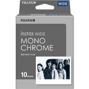 Film instant FUJI Wide Monochrome, 10 coli CSMINSTAX10WW1