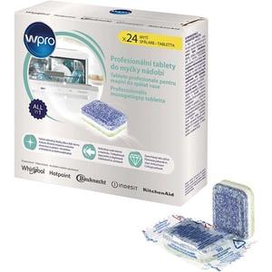 Pastile pentru masina de spalat vase WPRO, 24 tablete CON78173