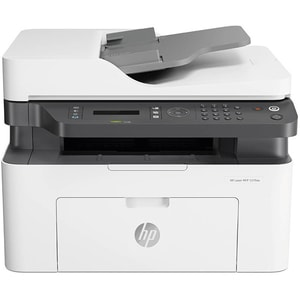 Multifunctional laser monocrom HP MFP 137fnw, A4, USB, Retea, Wi-Fi, Fax MLT4ZB84A