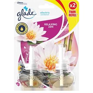 Rezerva GLADE Electric Relaxing Zen, 2x20ml CON312581