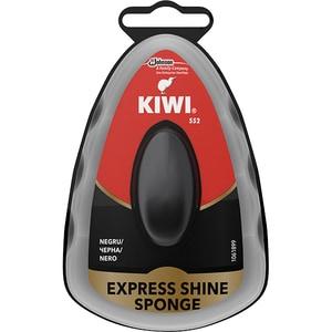 Burete cu silicon pentru incaltaminte KIWI Express Shine, negru, 7ml CON305199