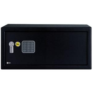 Seif electronic pentru laptop YALE YLV/200/DB1, otel, negru SEFYLV200DB1