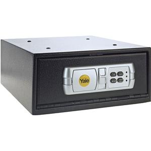 Seif electronic pentru tableta YALE YAV/108/DB1, otel, negru SEFYAV108DB1