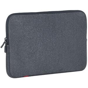 """Husa laptop RIVACASE 5123 pentru MacBook 13"""", neopren, gri GNT5123DG"""