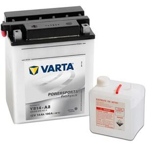 Baterie moto VARTA Powersports Freshpack 514012014, 12V, 14Ah, 190A AUT29745