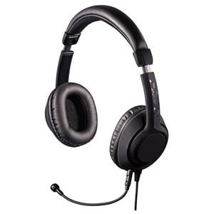 Casti PC HAMA Black Desire, 3.5mm, negru CAS53984