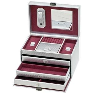 Cutie bijuterii  DAVIDTS Graphite, 24cm, argintiu VAC33665012