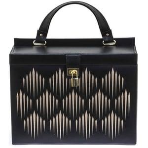 Cutie bijuterii  DAVIDTS Gatsby, 29cm, negru VAC33503001
