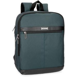 Rucsac MOVOM Business 5642262, Compartiment laptop, albastru VTR5642262