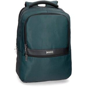 Rucsac MOVOM Business 5642562, Compartiment laptop, albastru VTR5642562