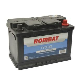Baterie auto ROMBAT Cyclon 5724730060ROM, 12V, 72Ah, 600A AUT5724730060