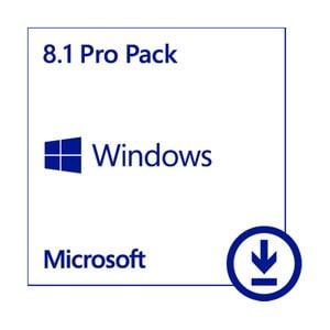 Licenta electronica ESD Upgrade la Microsoft Windows 8.1 Pro Pack SOP5TR00007
