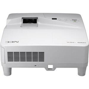 Videoproiector NEC UM301W, WXGA 1280 x 800, 3000 lumeni, alb VPRUM301W