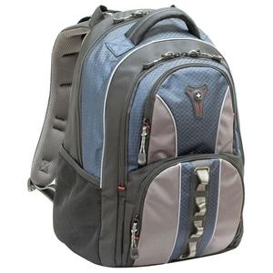 "Rucsac laptop WENGER Cobalt, 15.6"", negru-albastru GNT60629"