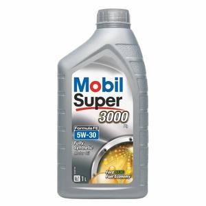 Ulei motor MOBIL Super 3000 X1 Formula Fe 5W30, 1L AUT151523