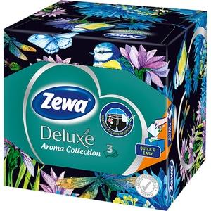 Servetele faciale ZEWA Aroma Collection, 3 straturi, 60 buc CONSFZWAC3S60B