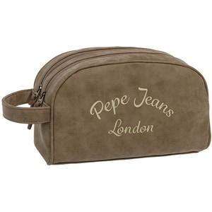 Borseta PEPE JEANS LONDON Original 73344.51, bej VAC7334451