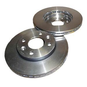Set discuri frana ventilate RENAULT Clio 7701204286, 238mm AUT7701204286
