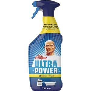 Detergent universal MR. PROPER Ultra Power Spray Lamaie, 750ml CONMRPROPLEM750