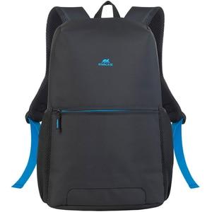"Rucsac laptop RIVACASE 8067, 15.6"", poliester, negru GNT8067BLACK"